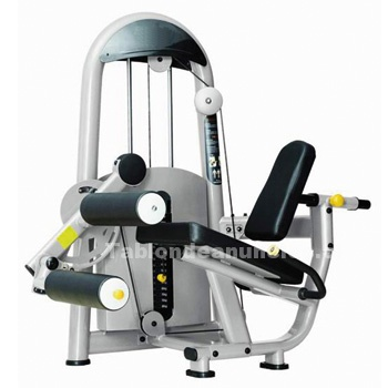 Foto Máquina de ejercicio fuerza, femoral sentado