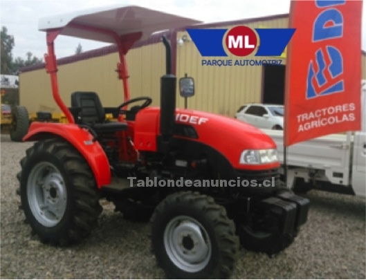 Foto Tractor agricola df354