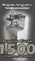 Máquina serigráfica cilindrica manual - serigrafia