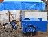Vendo espectacular triciclo de carga vargas nuevo con caja metalica y toldo