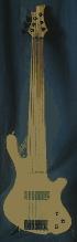 Vendo o permuto bajo fretless 6 cuerdas luthier pizarro, increible,impecable