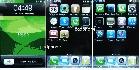 Celular f003 con tele + wifi(tipo iphone) + cosas de regalos nuevo!!