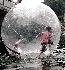 Water ball    esferas para caminar sobre el agua